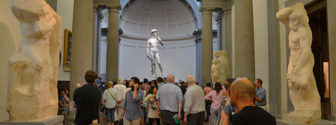 学院美术馆 (Accademia Gallery)