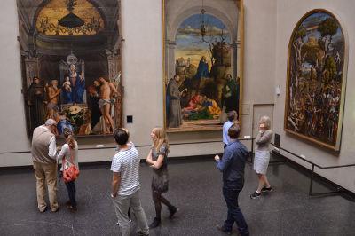 学院美术博物馆 (Accademia Gallery)