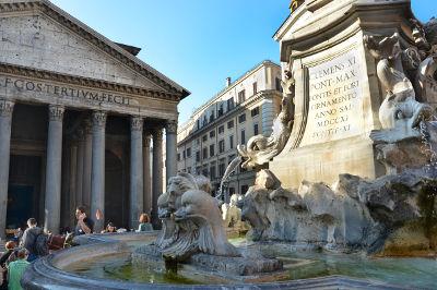 巴洛克罗马之旅 - 罗马的广场和喷泉私人定制之旅 (Baroque Rome - Squares and Fountains)