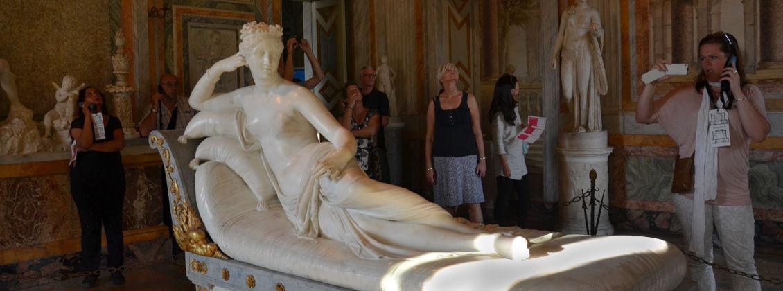 贝加斯国立美术馆 (Galleria Borghese)