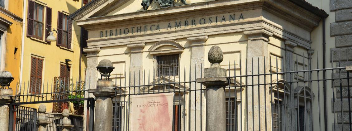 大西洋古抄本博物馆门票-米兰