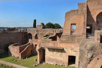罗马斗兽场,帕拉蒂尼山和罗马广场 (Colosseum, Palatino & Roman Forum)