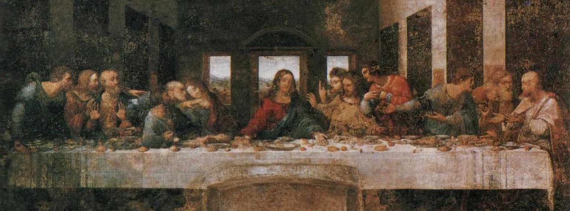 """列奥纳多.达芬奇的""""最后的晚餐""""门票-米兰"""