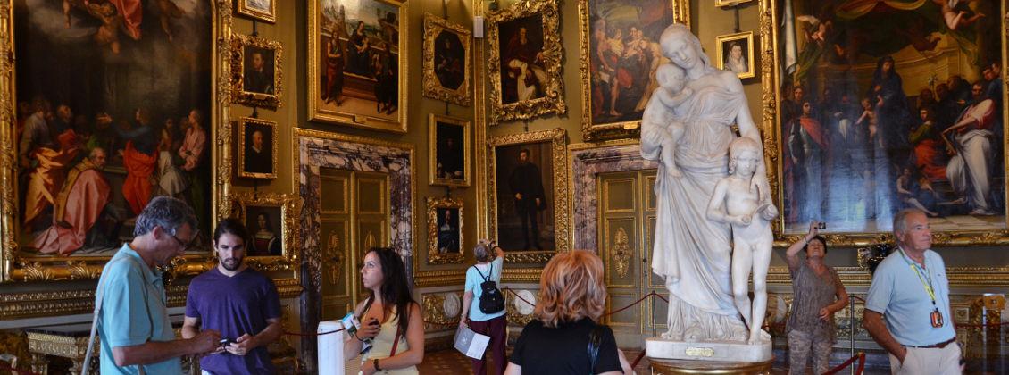 帕勒廷美术馆 (Palatine Gallery)