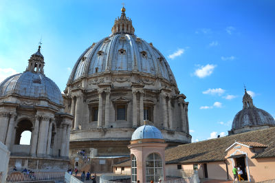 圣彼得大教堂 (St.Peter's Basilica)
