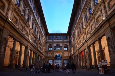 乌菲齐美术馆私人定制行程-佛罗伦萨