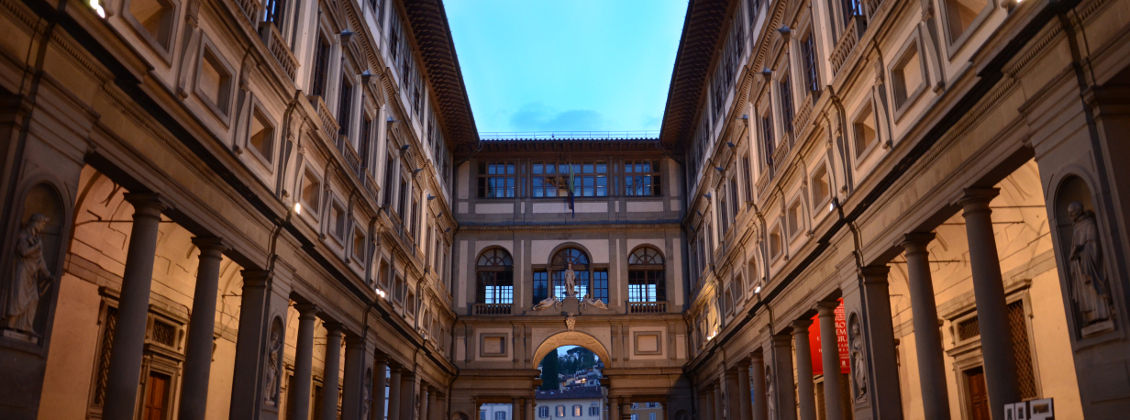 乌菲齐美术馆门票-佛罗伦萨