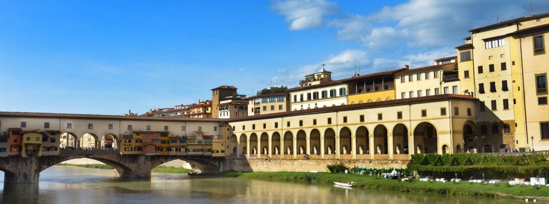 瓦萨里过河走廊私人定制游览 (Vasari Corridor)