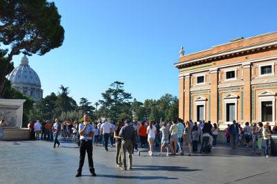 梵蒂冈博物馆门票和私人定制行程