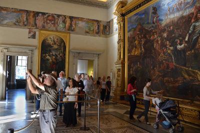 梵蒂冈博物馆和西斯廷圣母堂私人定制游览 (Vatican Museums and Sistine Chapel)