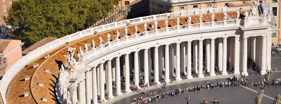 梵蒂冈博物馆、西斯廷圣母堂和圣彼得大教堂私人定制游览 (Vatican Museums, Sistine Chapel and St. Peter's Basilica)