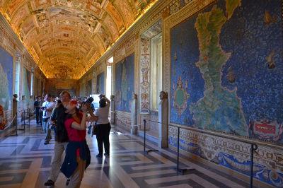梵蒂冈博物馆夜间参观私人定制游览